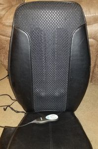 Shiatsu massage therapy chair works amazing